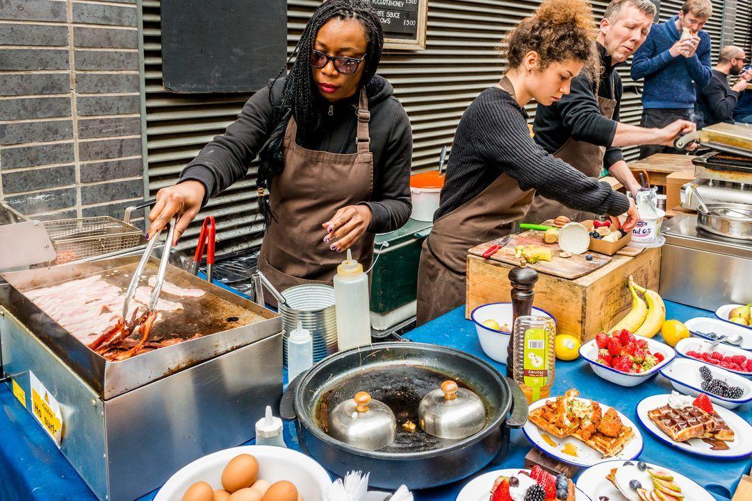 Es geht auf eine kulinarische Reise rund um den Globus: Was sind die leckers... - Bildquelle: kabel eins/iStock