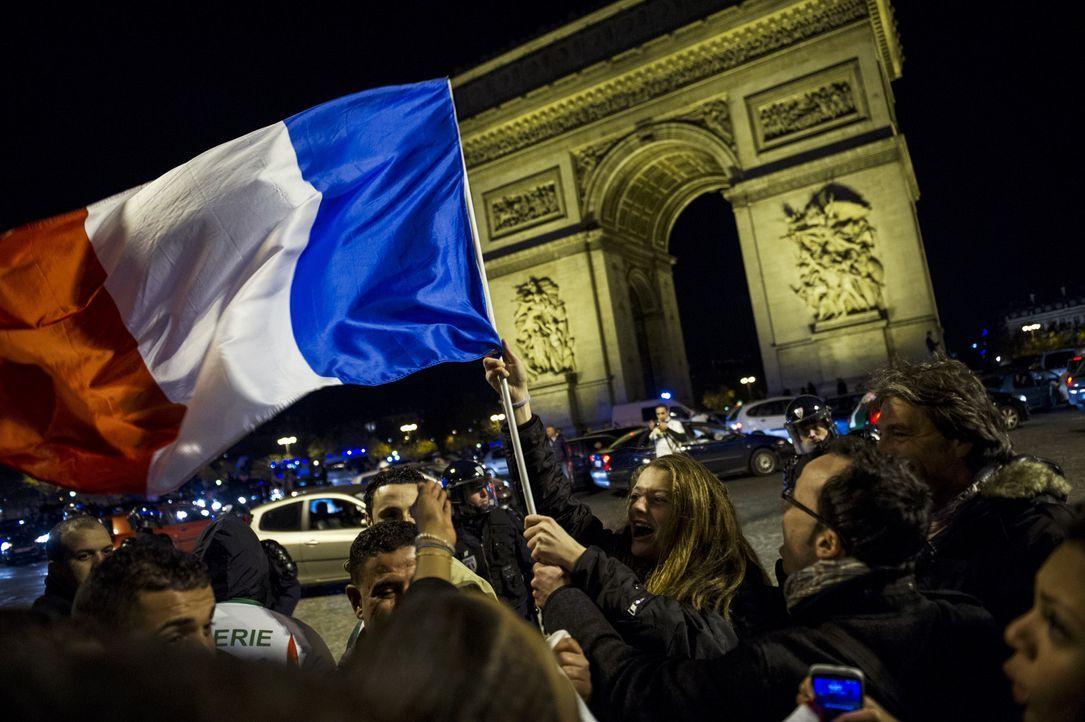 Frankreichs Fußball-Fans 3 - Bildquelle: AFP