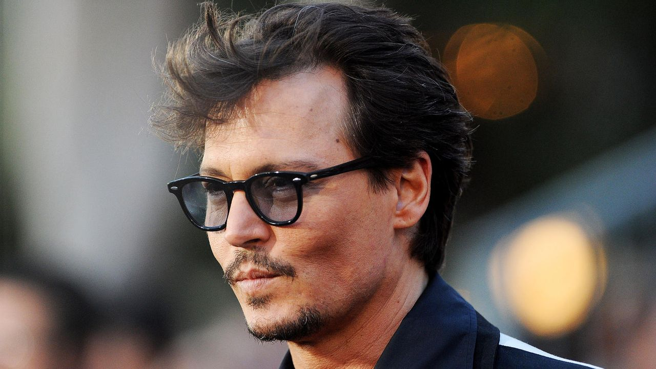 Johnny Depp  - Bildquelle: Getty-AFP