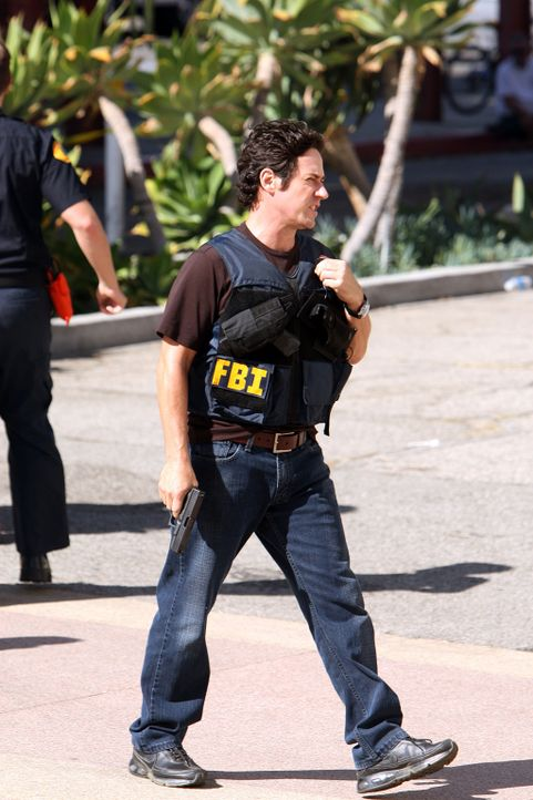 Ein schwieriger Fall wartet auf Don Eppes (Rob Morrow) und sein Team ... - Bildquelle: Paramount Network Television