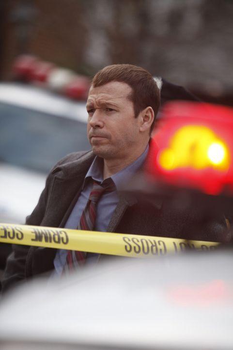 Ein grausamer Mord direkt in der Nachbarschaft beschäftigt Danny Reagan (Donnie Wahlberg) ... - Bildquelle: 2010 CBS Broadcasting Inc. All Rights Reserved