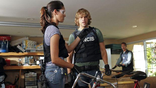 Navy Cis: L.a. - Navy Cis: L.a. - Staffel 4 Episode 6: Quinn