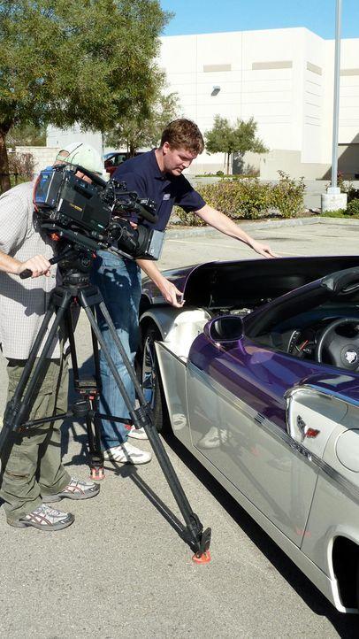 Making Of: Dreh bei der Automanufaktur N2 A - Bildquelle: Kabel eins