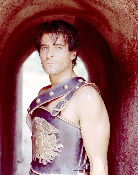 Nach einem verlorenen Kampf gegen die Römer landet der Thraker Spartacus (Goran Visnjic) als Sklave in der Gladiatorenschule von Capua. Hier wird e... - Bildquelle: USA Network Pictures