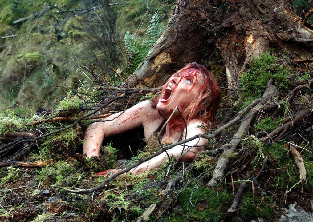 Ein Jahr nach dem Unfalltod ihres Mannes und ihrer kleinen Tochter schließt sich Sarah (Shauna MacDonald) einigen Freunden an, die einen Höhlenkompl... - Bildquelle: Square One Entertainment