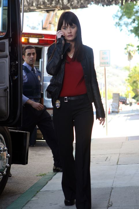 Ein neuer Fall beschäftigt Teresa Lisbon (Robin Tunney) und ihre Kollegen ... - Bildquelle: Warner Bros. Television