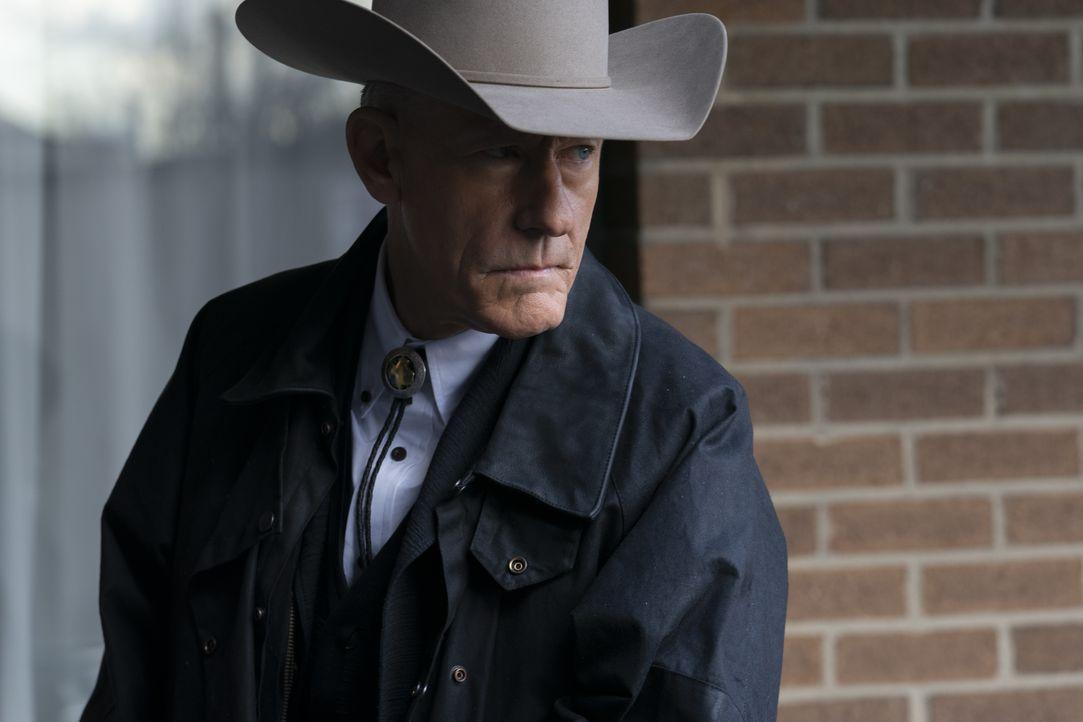 Texas Ranger Waylon Gates (Lyle Lovett) - Bildquelle: Patrick Harbron 2020 CBS Broadcasting Inc. All Rights Reserved. / Patrick Harbron