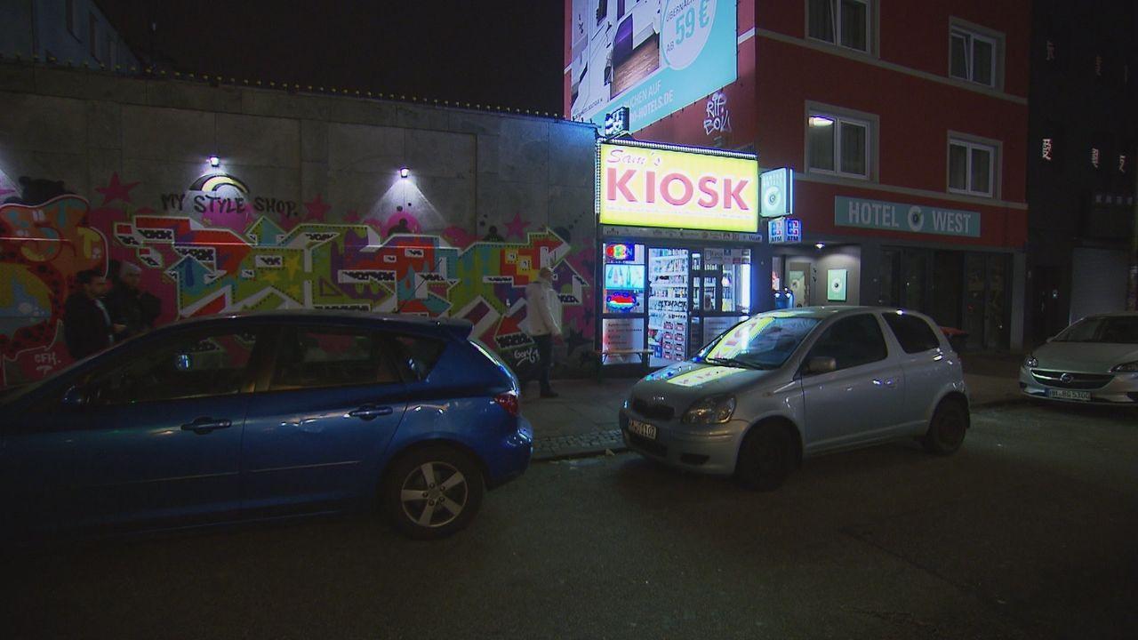 Unser Kiosk - Trost und Prost im Viertel - Bildquelle: Kabel Eins