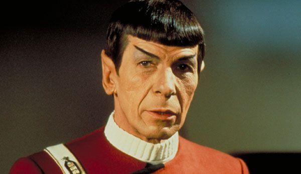 """Platz 2: Mr. Spock aus Star Trek - Bildquelle: """"Star Trek II - Der Zorn des Khan"""": auf DVD erhältlich (Paramount)"""