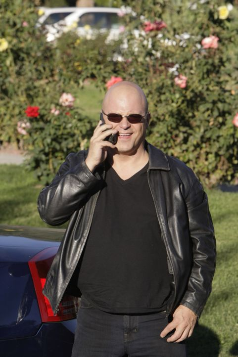 Noch ahnt Vic (Michael Chiklis) nicht, dass Corrine mit der Polizei kooperiert hat und ins Zeugenschutzprogramm aufgenommen wurde ... - Bildquelle: 2007 Twentieth Century Fox Film Corporation. All Rights Reserved.