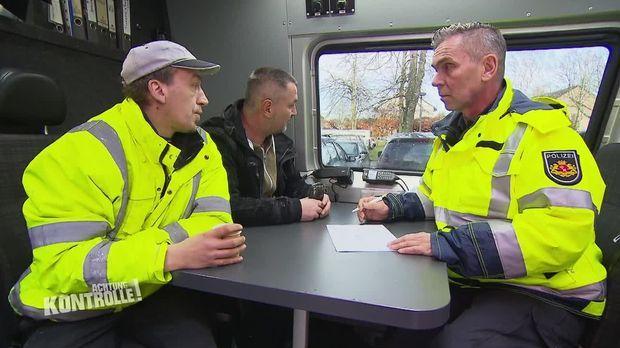 Achtung Kontrolle - Achtung Kontrolle! - Thema U.a: Fahrerflucht In Bremerhaven