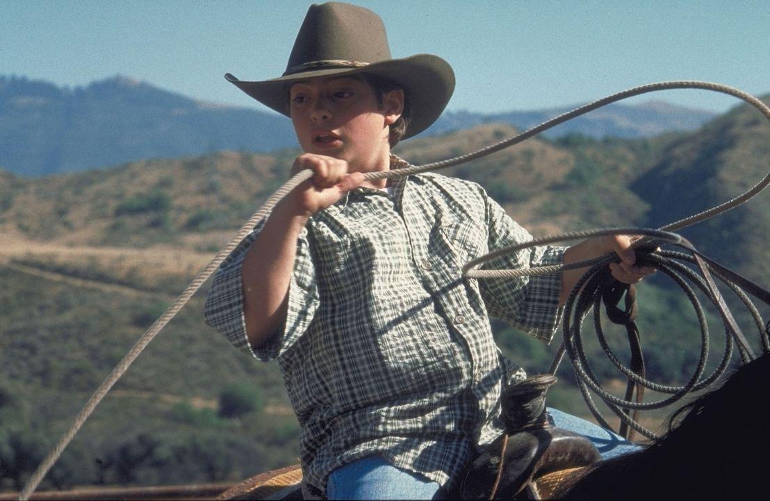 Die Farm auf der Tommy Biggs (Andrew Lawrence) aufgewachsen ist, bedeutet dem Jungen alles. - Bildquelle: Disney