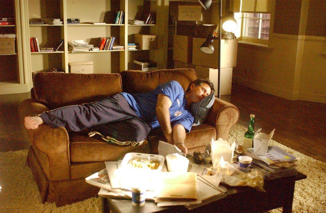 Ruhe vor dem Sturm: Jack (Anthony LaPaglia) ... - Bildquelle: Warner Bros. Entertainment Inc.