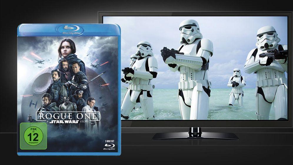Rogue One - A Star Wars Story (Blu-ray) - Bildquelle: Walt Disney Studios Home Entertainment