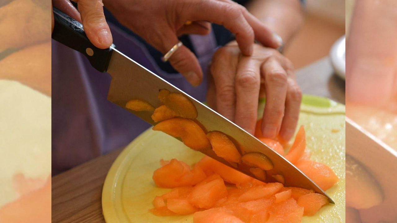 Küchenmesser - Bildquelle: dpa