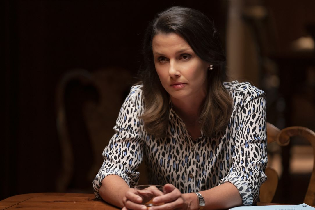 Erin Reagan (Bridget Moynahan) - Bildquelle: Patrick Harbron 2019 CBS Broadcasting Inc. All Rights Reserved. / Patrick Harbron