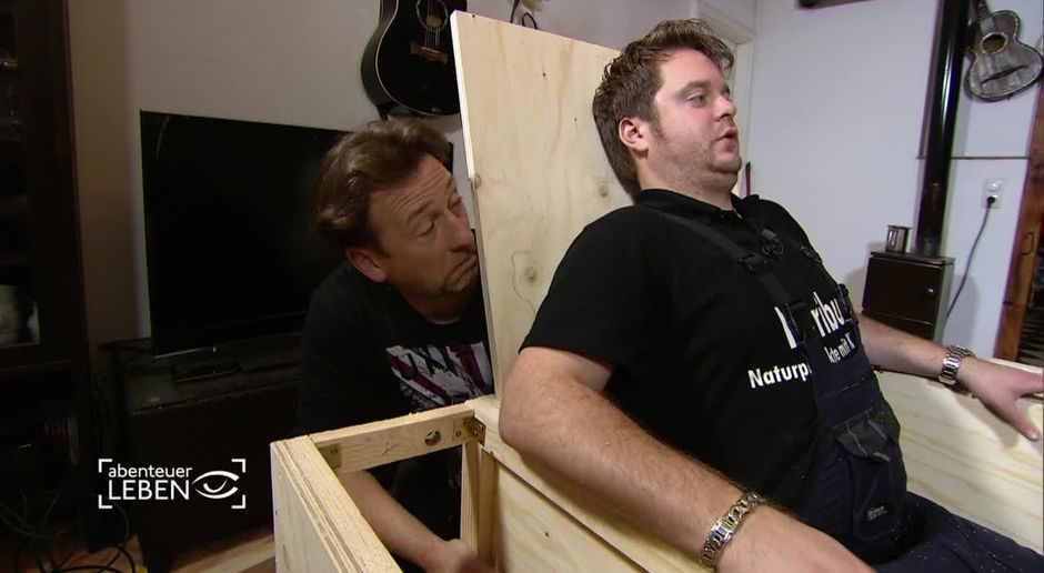 Beliebt Anleitung: Multimedia-Sessel zum Selberbauen ZB74