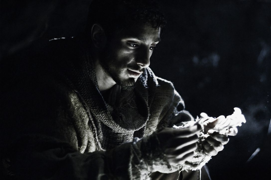 Tarak (Riz Ahmed) hat nicht viel Hoffnung, der Barbarenhölle noch zu entkommen. Zu Recht ...