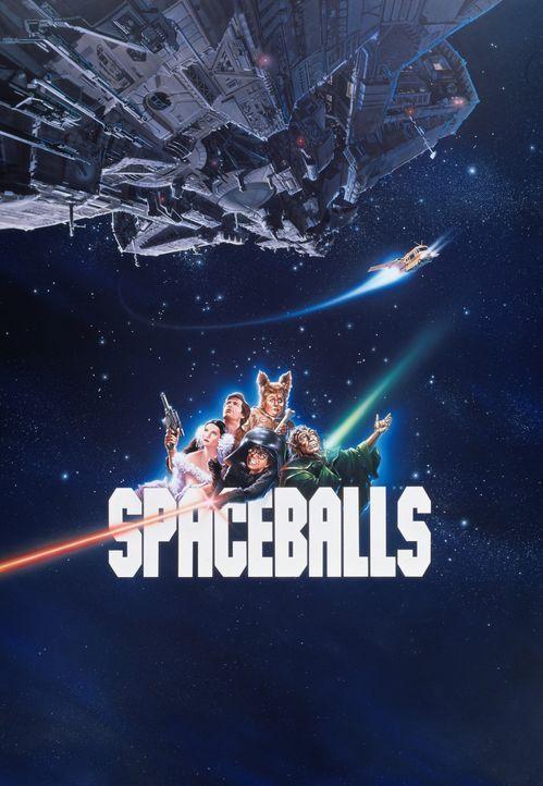 Die Herrscher des Planeten Spaceball haben ihre wertvolle Atmosphäre vergeudet und planen in einer Geheimaktion, ihrem friedlichen Nachbarplaneten D... - Bildquelle: 1987 METRO-GOLDWYN-MAYER STUDIOS INC. All Rights Reserved