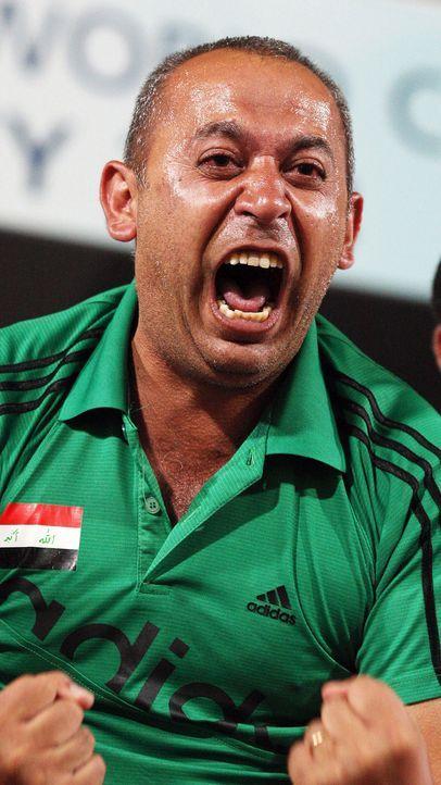 Die auffallendsten Algerien Fans - Bildquelle: dpa
