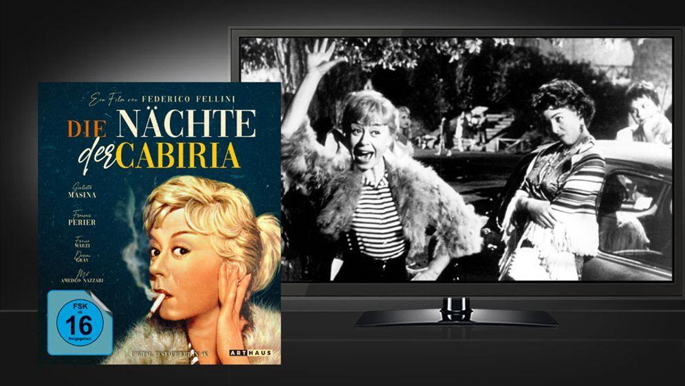 Die Nächte der Cabiria (Blu-ray Disc) - Bildquelle: Arthaus
