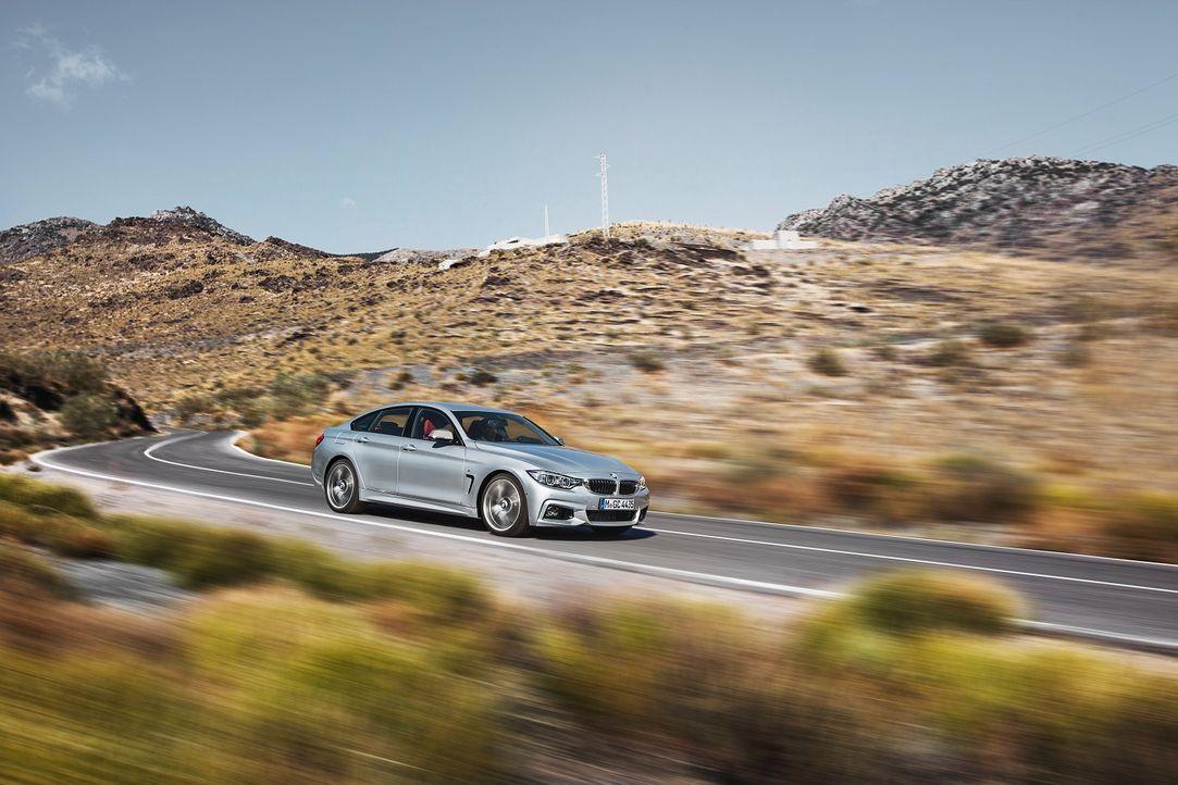 BMW 4er Gran Coupé - Bildquelle: BMW