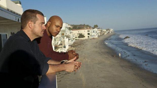 Navy Cis: L.a. - Navy Cis: L.a. - Staffel 4 Episode 8: Opfer Und Geheimnisse