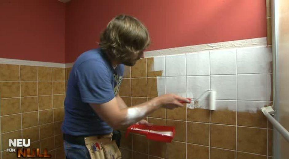 Neu Für Null Video Wohnprofi Tipp Fliesenlack Kabeleins