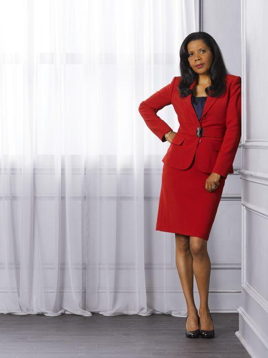 (4. Staffel) - Sie führt das Revier mit eiserner Faust: Captain Victoria Gates (Penny Johnson) - Bildquelle: ABC Studios