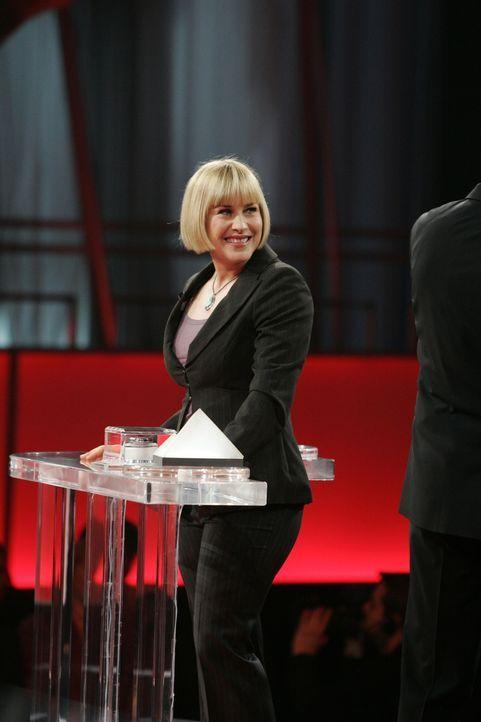 """In der Fernsehshow """"Deal or no Deal"""" räumt Allison (Patricia Arquette) voll ab - doch leider ist alles nur ein Traum ... - Bildquelle: Paramount Network Television"""
