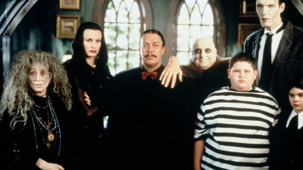 Die Addams Family und die lieben Verwandten - Bildquelle: 2002 ABC, INC.