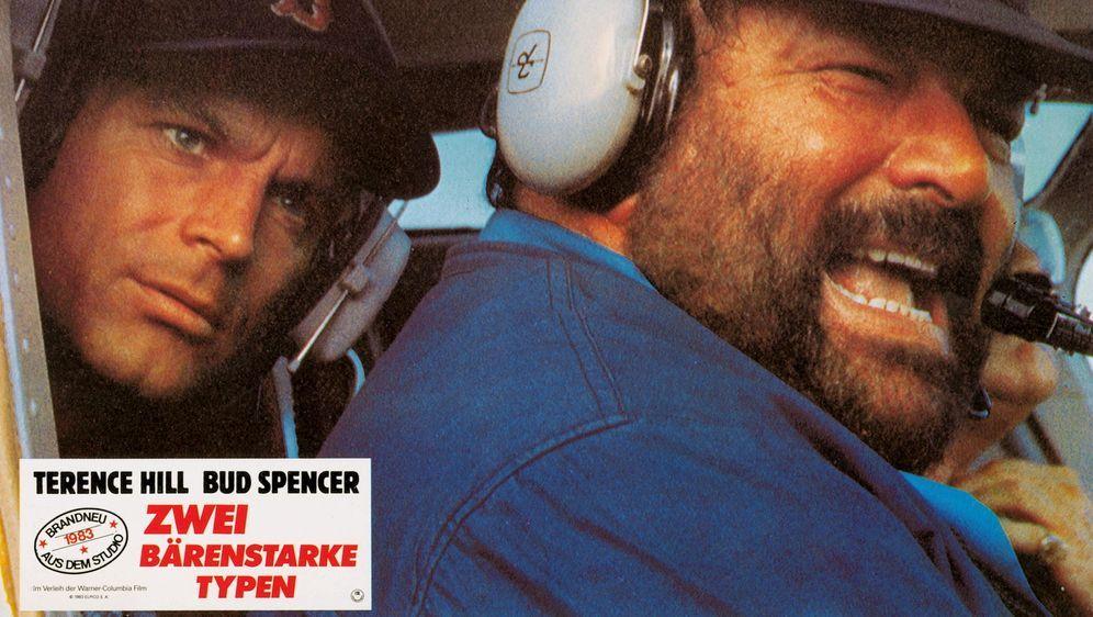Zwei bärenstarke Typen - Bildquelle: Warner Brothers