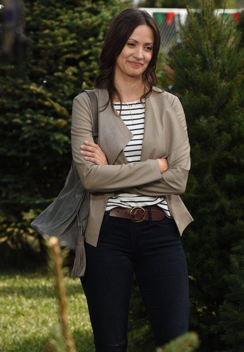 Ist gerührt vom neuen Familienmenschen Riggs: Molly (Kristen Gutoskie) ... - Bildquelle: Warner Brothers