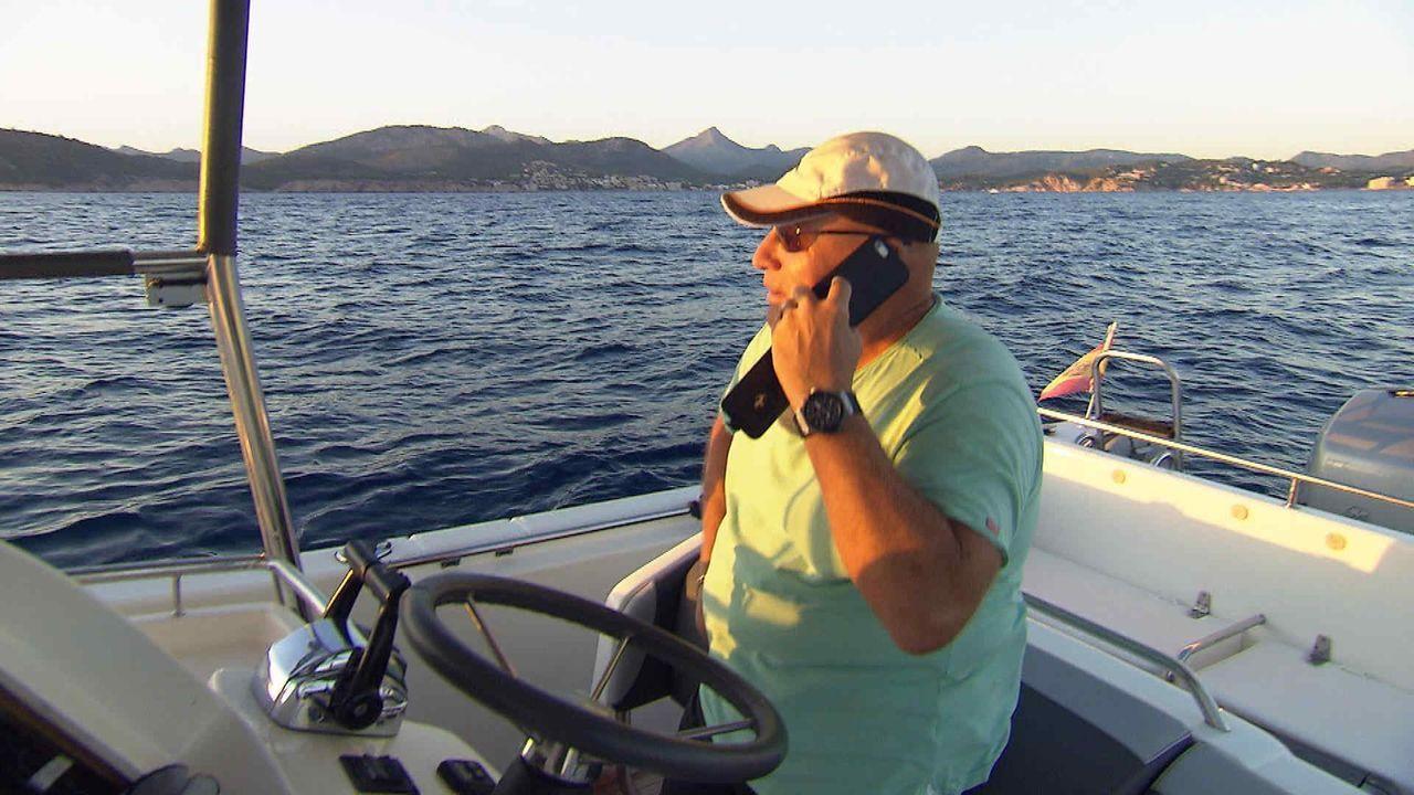 Er arbeitet dort, wo andere Urlaub machen: Makler Hermann kennt die schönsten und exklusivsten Immobilien auf Mallorca ... - Bildquelle: kabel eins