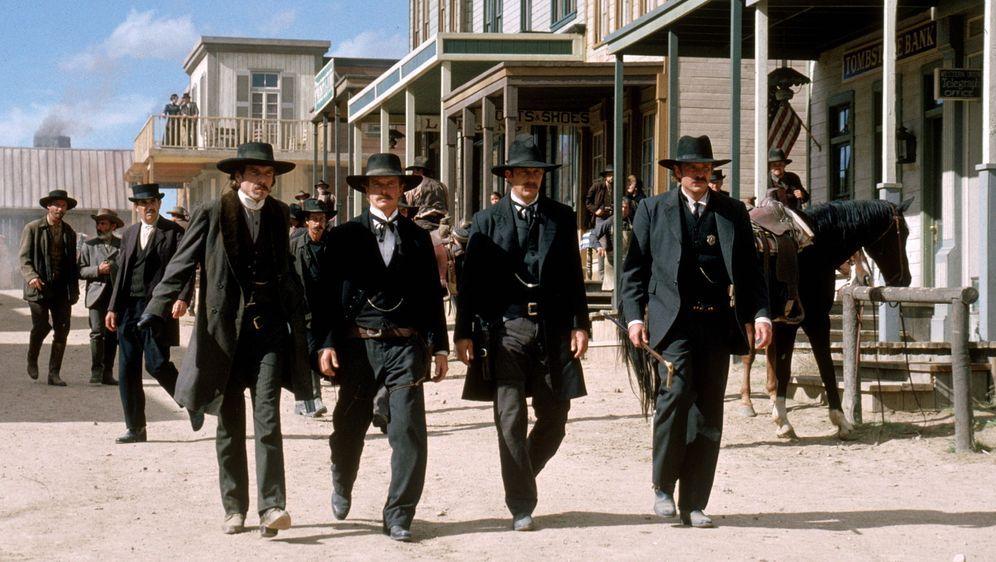Wyatt Earp - Das Leben einer Legende - Bildquelle: Warner Bros.