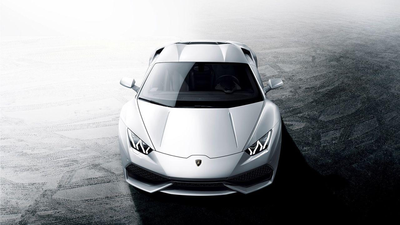 Lamborghini Huracan - Bildquelle: Lamborghini