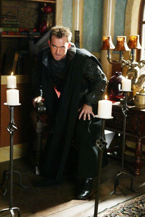 Als ein Schüler die Frauenrechtlerin Lady Godiva aus dem Mittelalter in die Schule zaubert, kommt unbemerkt der böse Lord Dyson (Maury Sterling) mit... - Bildquelle: Paramount Pictures