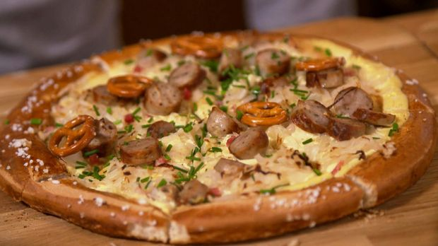 Abenteuer Leben - Abenteuer Leben - Donnerstag: Verrückte Pizzavariationen - Brizza Vs. Frizza