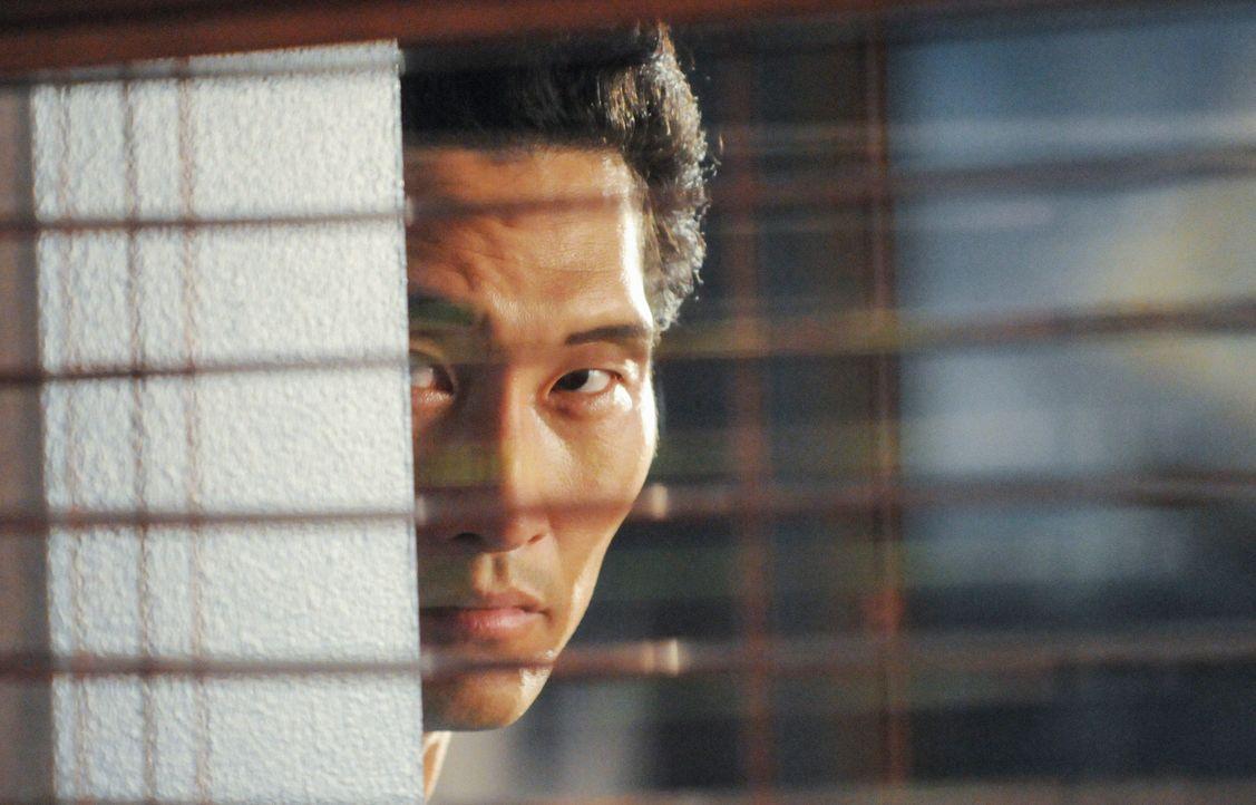 Als das Five-0 Hauptquartier gestürmt wird, ist Chins (Daniel Dae Kim) Leben in Gefahr ... - Bildquelle: 2013 CBS BROADCASTING INC. All Rights Reserved.