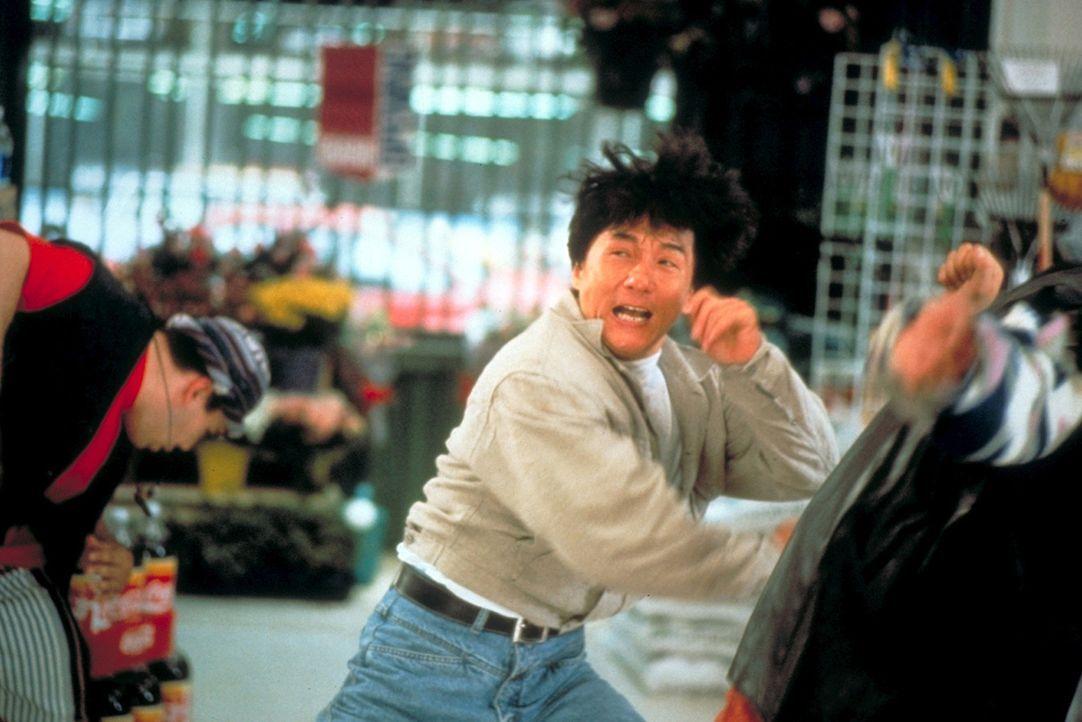 Immer im Einsatz: Ah Keung (Jackie Chan)! - Bildquelle: New Line Cinema