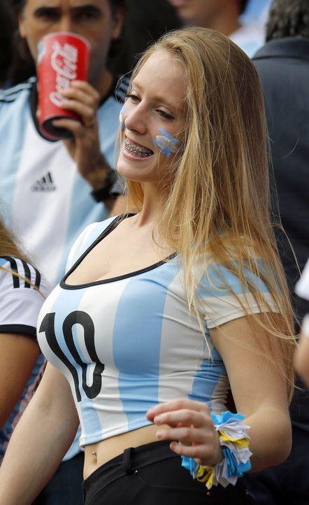 Argentinien-Fan-1 - Bildquelle: dpa