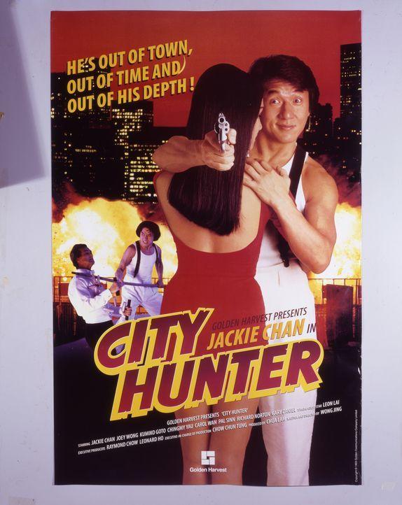 """City Hunter"" - Plakatmotiv - Bildquelle: 20th Century Fox Home Entertainment"