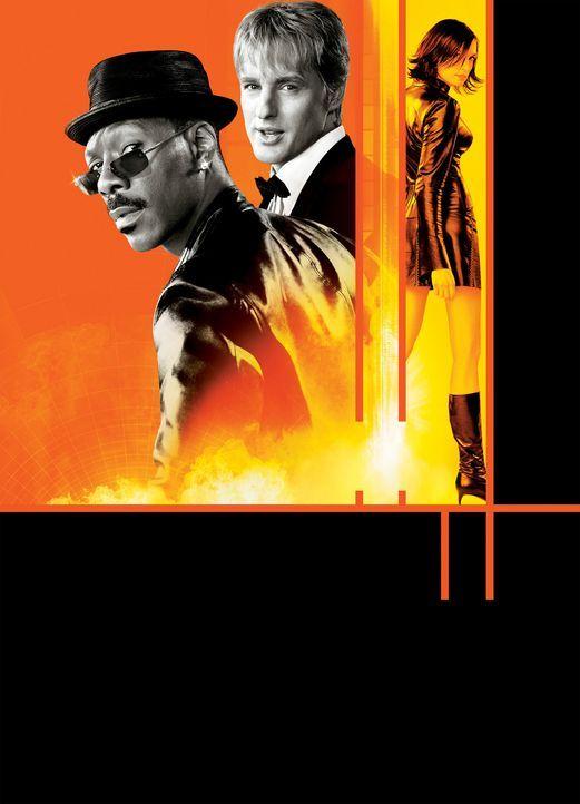 I Spy mit (v.l.n.r.) Eddie Murphy, Owen Wilson und Famke Janssen - Bildquelle: 2003 Sony Pictures Television International