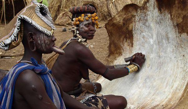 Afrika1 - Bildquelle: dpa