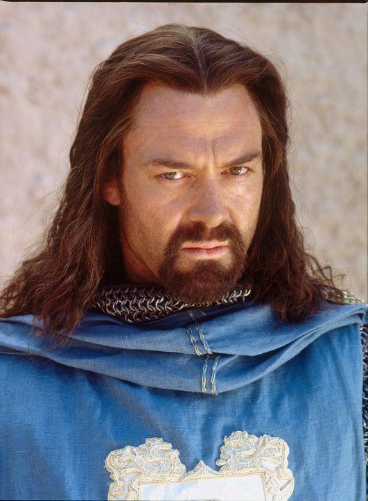 Klappt der Plan, einen Krieg mit dem scheinbar übermächtigen Saladin anzuzetteln? Guy de Lusignan (Marton Csokas) wird größenwahnsinnig ... - Bildquelle: David Appleby 2015 Fox and its related entities. All rights reserved.