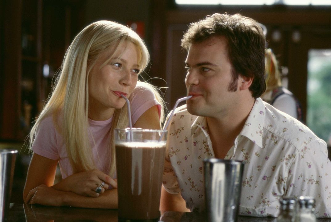 Rosemary (Gwyneth Paltrow, l.); Hal (Jack Black, r.) - Bildquelle: 2001 Twentieth Century Fox Film Corporation. All rights reserved.