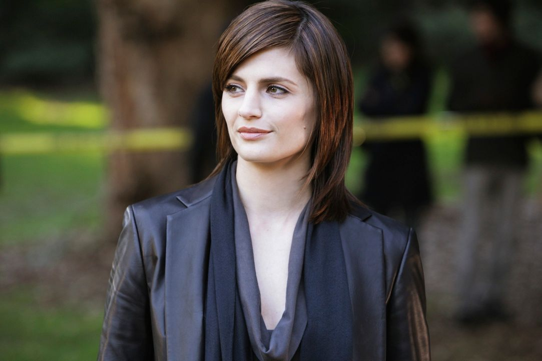 Der aktuelle Fall führt Kate (Stana Katic) in das Milieu der Dominas ... - Bildquelle: ABC Studios