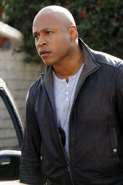 Dom wird vermisst: Sam (LL Cool J) und seine Kollegen machen sich auf die Suche nach ihm ... - Bildquelle: Sonja Flemming CBS Studios Inc. All Rights Reserved.