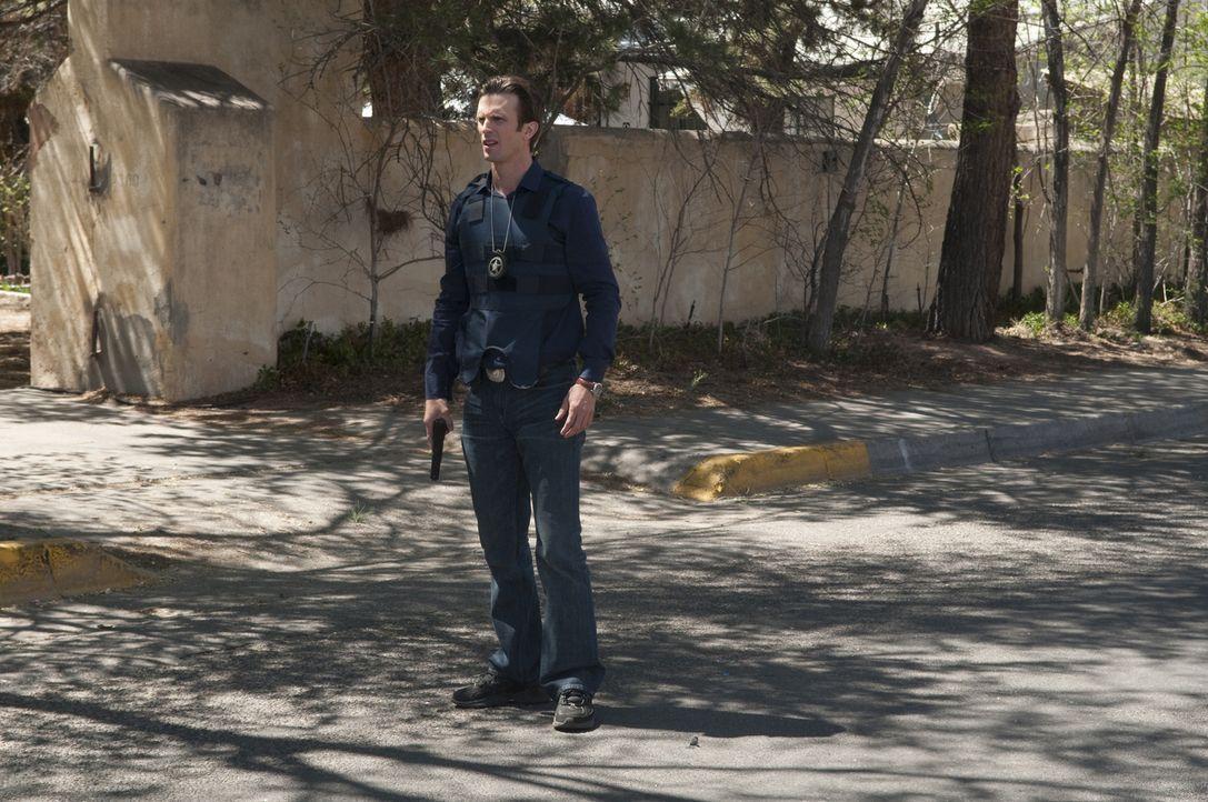 Marshall Mann (Frederick Weller) - Bildquelle: Colleen Hayes USA Network/Colleen Hayes