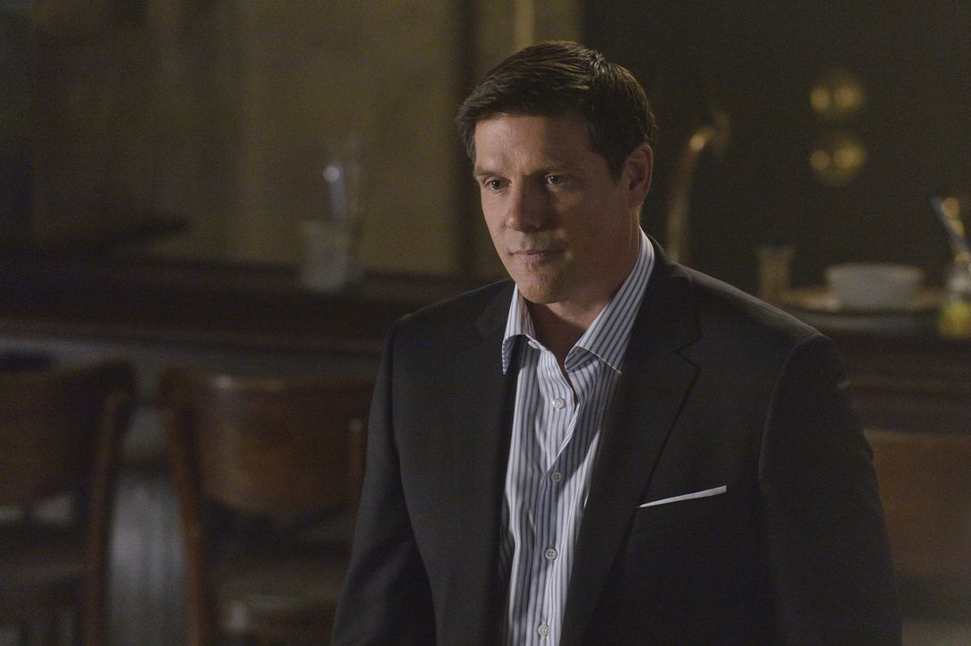 Vincent bekommt von Reynolds den Auftrag, sich Curt Windsor (Paul Johansson) vorzunehmen. Doch wird ihm das gelingen? - Bildquelle: 2013 The CW Network, LLC. All rights reserved.
